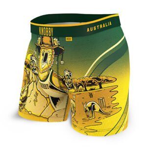 Blowie Trunk Australia Day Design
